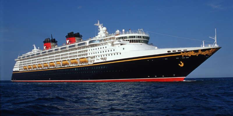 Disney cruise line bedst til smaaboern