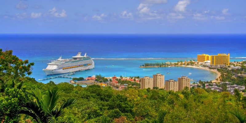 Krydstogt i Jamaica - Royal Caribbean