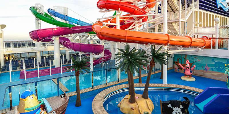 Cruise fra København NCL Getaway