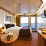 Hvilken kahyt på et krydstogtskib er bedst?