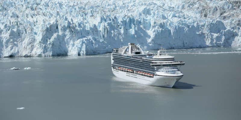 Krydstogt til Antarktis