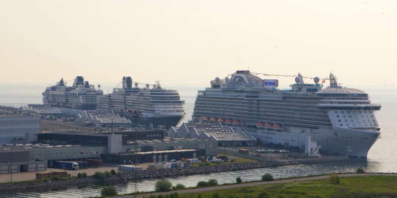 Cruise fra København