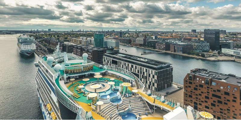 Krydstogtskibe i København