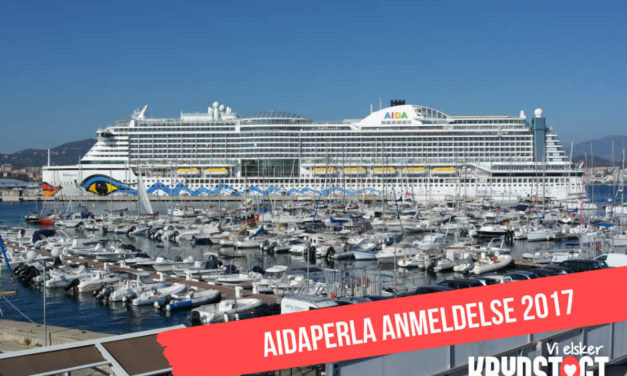 AIDAperla: 2017 anmeldelse af AIDA's nye flagskib